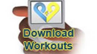 Workouts for iPod iPhone