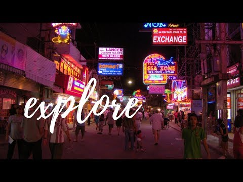 Places To Visit In Bangkok And Pattaya : Top 8