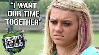 Teen Confronts Mom About Lack Of Time Together | World's Strictest Parents