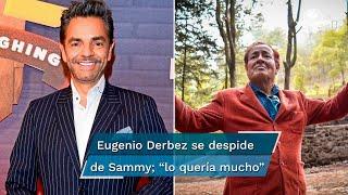 El actor explicó que sigue apoyando a la familia del comediante, quienes aun enfrentan una deuda millonaria con el hospital
