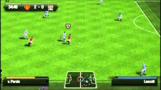 [PSP] Fifa 13 Gameplay - Son Oliver