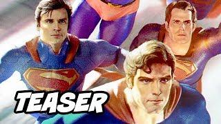 Superman Teaser Breakdown - Man of Steel 2020 TV Series Explained