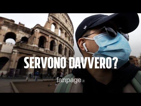 Coronavirus, le mascherine sono davvero necessarie? Le parole dello specialista