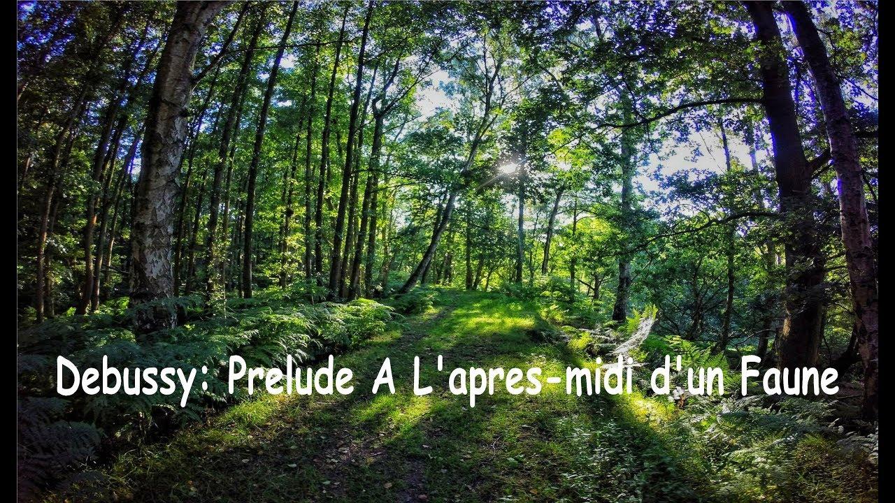 Debussy: Prelude a l'apres-midi d'un faune. - YouTube
