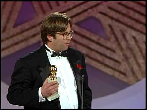 Golden Globes 1992 Beau Bridges wins Best Actor in a Mini Series or Motion Picture Made for TV