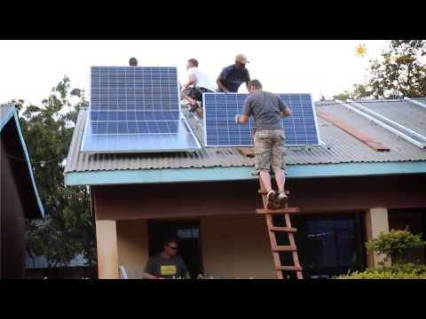 Sonnenstrom für Kisangara - Msafiri Primary School