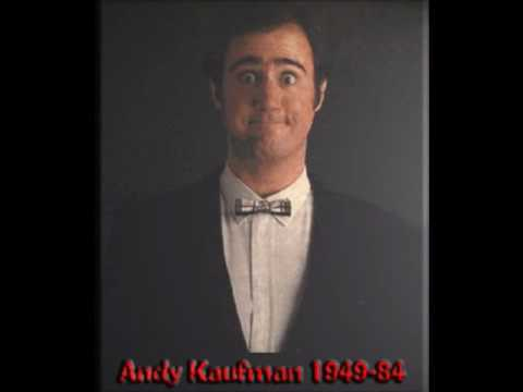 Andy Kaufman One More Song for You