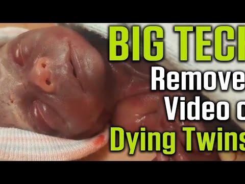 BIG TECH Censors Born Alive Victims | The Mark Harrington Show | 10-15-20