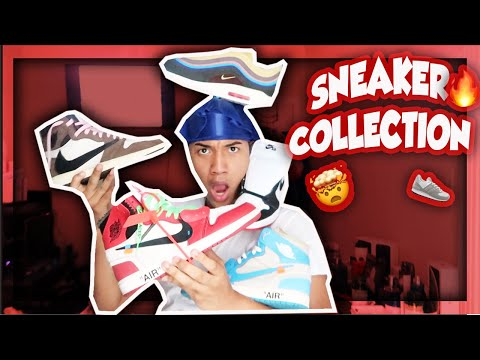 MY INSANE BACK TO SCHOOL SNEAKER COLLECTION 2019 🤭🔥| ERICKSONNYC (GIVEAWAY)
