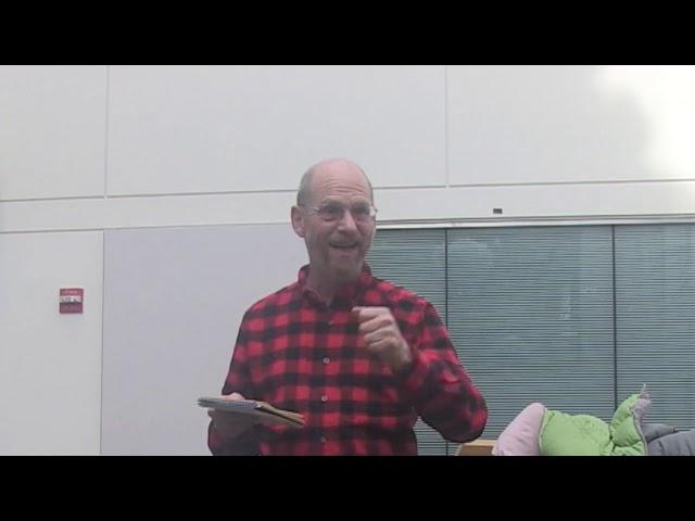 Jeremy Brecher Part 1