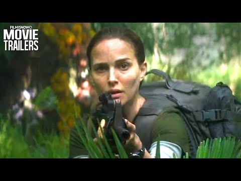 Natalie Portman in first trailer of Alex Garland's sci-fi thriller Annihilation