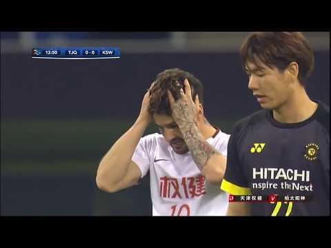 2018 AFC CL   Groups E  Round 6   Tianjin QuanJian vs Kashiwa Reysol