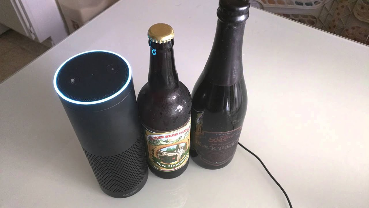 Amazon Echo Beer Info Alexa Skill