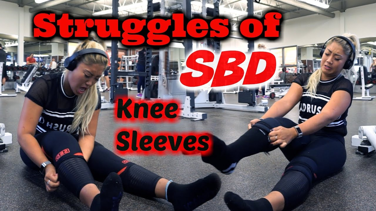 4d501bae48 SBD Knee Sleeves Review 2019 - Mobility Guardian
