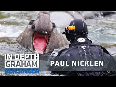 Paul Nicklen: Nearly dying four times