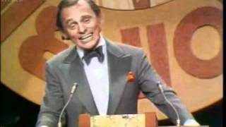 Frank Gorshin does Burt Lancaster roasting Sammy Davis Jr.wmv