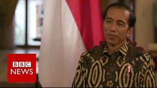 Video Indonesia's President Joko Widodo Interview - BBC News download MP3, 3GP, MP4, WEBM, AVI, FLV Oktober 2017