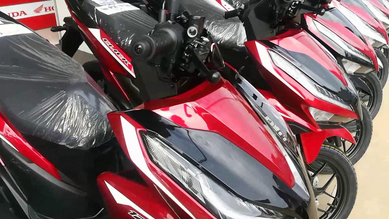 2020 Click Philipines Price 125i Honda
