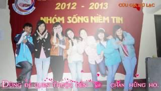 Nhom Song Niem Tin   Chung song   Create Sub  karaoke Effect by Funfuha