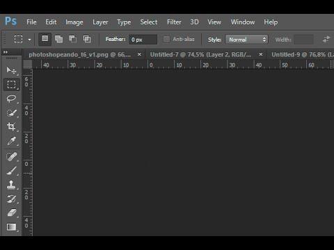 603 futura novedad de photoshop cc personalizar barra - Herramientas de photoshop ...
