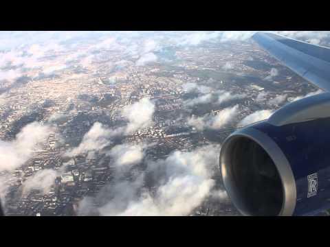 British Airways   Boeing 767-336 G-BZHB   Amsterdam - London Heathrow   18th December 2013