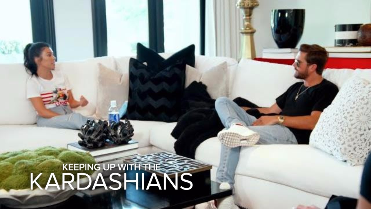 Download KUWTK | Khloe Tries to Help Kourtney & Scott Hash Out Their Drama | E!