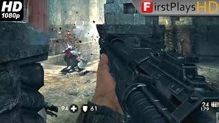 Wolfenstein: The New Order - PC Gameplay 1080p