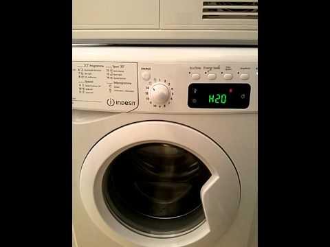 Indesit Waschmaschine Youtube