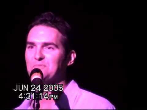 James Strika Singing in Reno
