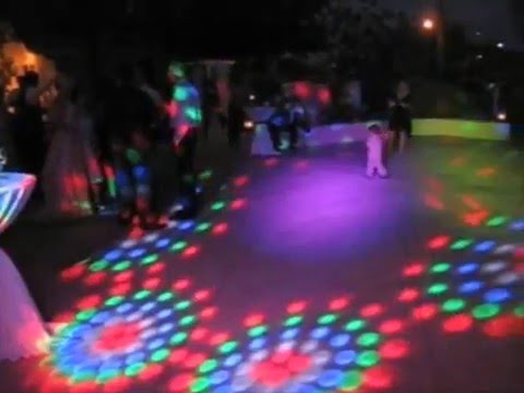 Outdoor wedding light show with american dj revo iiis and punch led outdoor wedding light show with american dj revo iiis and punch led pros aloadofball Choice Image