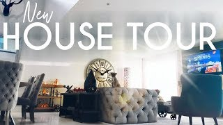 NEW HOUSE TOUR