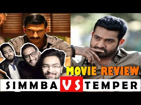 Simmba Movie Review I Simmba VS Temper I Ranveer Singh,Jr Ntr,Sara Ali Khan,Sonu Sood I Vlog #11 Mp3