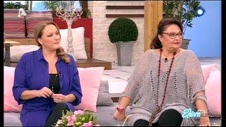Η Μίρκα Παπακωνσταντίνου και η Ρένια Λουιζίδου στην Ελένη