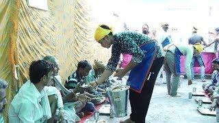 Samarpan !! #Baba ki Rasoi Ab Matr ₹10/- me pet bhar Jayega !! Om Sai Ram
