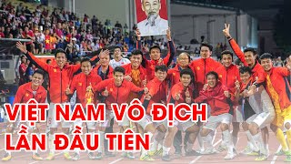 Nhìn lại khoảnh khắc U22 Việt Nam vô địch SEA Games 30, xứng danh ông Vua Đông Nam Á | NEXT SPORTS