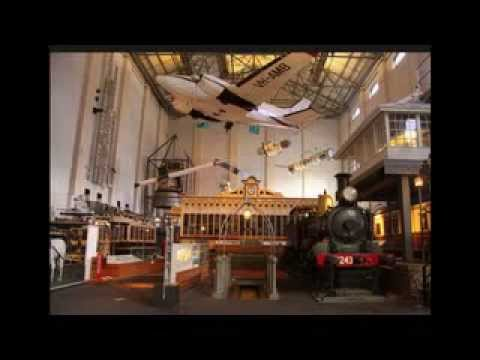 Powerhouse Museum -  major branch of the Museum of Applied Arts and Sciences in Sydney