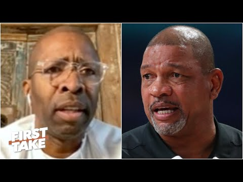 Kenny Smith on the best landing spot for Doc Rivers & diversity in the NBA | First Take
