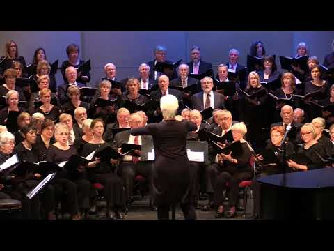 Maryland Encore Chorales at the Robert Pascal Center for the Performing Arts May 6, 2018