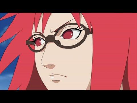 Naruto Shippuden Ultimate Ninja Storm 4 Karin Moveset Mod Released
