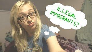 #BrandiTalks | Illegal Immigrants