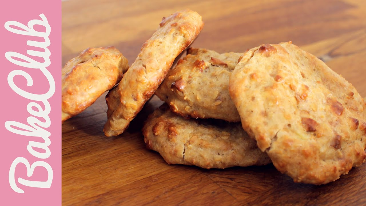 haferflockenkekse ohne zucker und fett