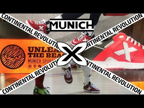 8d153e3b X Munich Continental Revolution - Обзор - YouTube