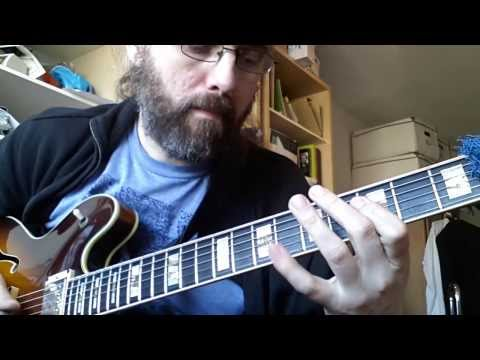Using Chords in jazz single note improvisation