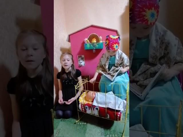 Изображение предпросмотра прочтения – АльбинаМансурова читает произведение «Бабушкины сказки» С.А.Есенина