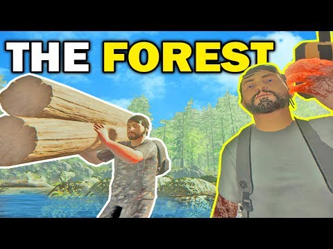 The Forest - BEST Multiplayer Survival Game in 2017!! The Forest Multiplayer! (The Forest Gameplay)