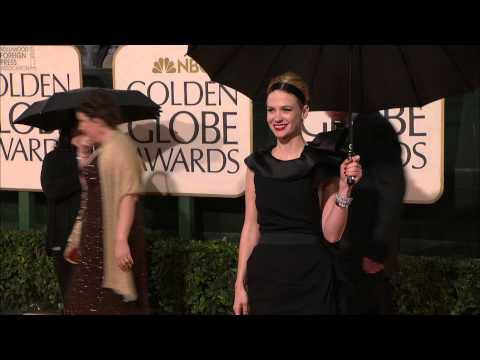 Golden Globes 2010 January Jones