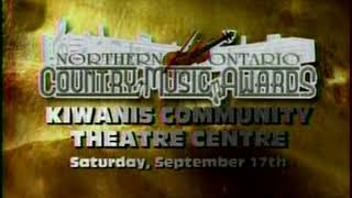 CTV (2011) - Northern Ontario Country Music Awards Commercial