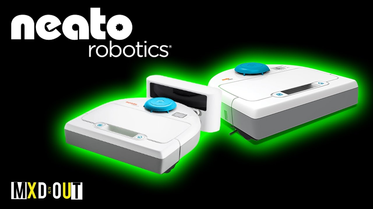 neato robotics botvac 85 robot vacuum cleaner review youtube. Black Bedroom Furniture Sets. Home Design Ideas