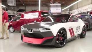 Nissan IDX Concept Driven Thumbnail
