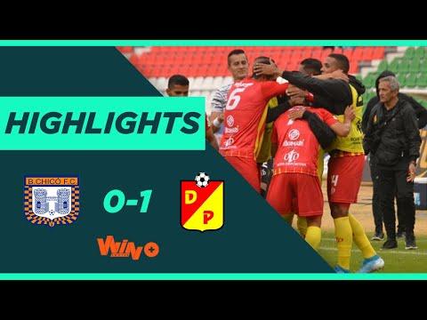 Boyacá Chicó vs. Pereira (Gol y Highlights)  Liga BetPlay Dimayor 2020-1 |  Fecha 6